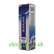 HS VapourMX Premium E-Liquid: Blackjack