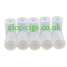 Hygienic Mouthpiece Covers for E-Cigs (pack of 10)