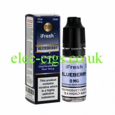 Blueberry 10 ML E-Liquid by iFresh