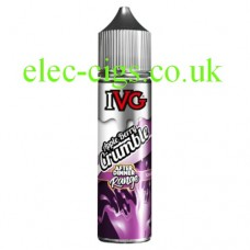 Image of IVG After Dinner Range: Apple Berry Crumble 50 ML E-Liquid
