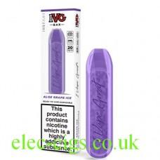 IVG Bar Aloe Grape Ice