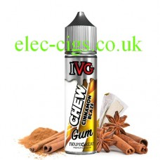 image of IVG Chew Range: Cinnamon Blaze 50 ML E-Liquid on a white background