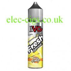 IVG Mixer Range: Fresh Lemonade 50 ML E-Liquid