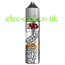 IVG Tobacco Range: Silver Tobacco 50 ML E-Liquid