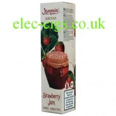 Strawberry Jam 50 ML E-Juice from Jammin