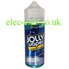 Blueberry Peppermint 100 ML E-Liquid from Jolly Vaper