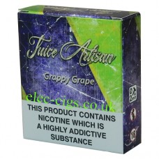 Grappy Grape 3 x 10 ML by Juice Artisan