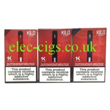 Kilo 1K Closed System Vape Kit