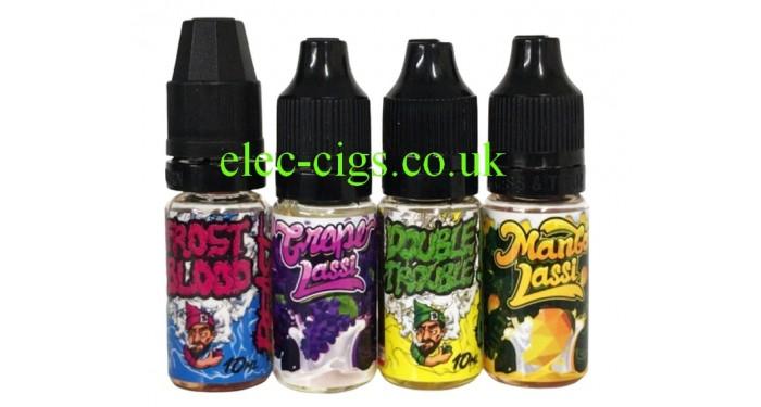 Malaysian E-Juice