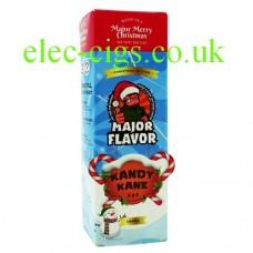 Major Flavor Kandy Kane 100 ML E-Liquid
