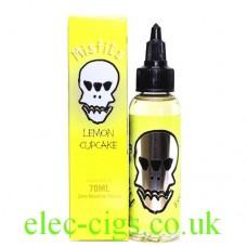 Lemon Cupcake 70 ML E-Juice 80-20 (VG/PG) by Misfits