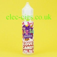 Love Candy 50 ML E-Juice from Mix-Up Sweets