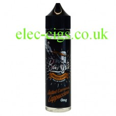 Salted Caramel Cappuccino 50 ML E-Juice by Mr Barista