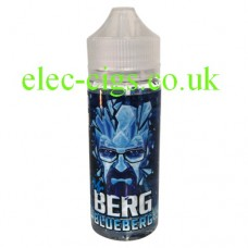 Blueberg 100 ML E-Liquid by Mr Berg