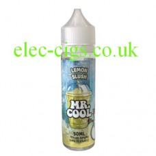 Lemon 50 ML Premium Iced Slush by Mr Cool
