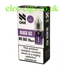 Black Ice Nicotine Salt 10 ML E-Liquid by Debang