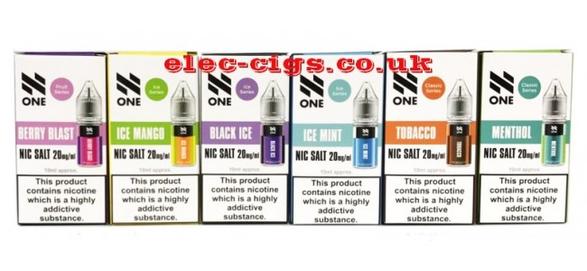 Debang N-One Nicotine Salt 10 ML E-Liquids