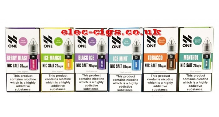 N-One Nicotine Salt 10 ML E-Liquids by Debang