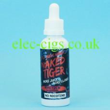 Honeydew Bubblegum Naked Tiger E-Juice 60 ML