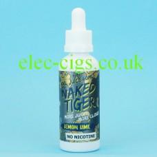 Lemon Lime Naked Tiger E-Juice 60 ML