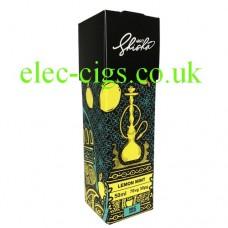 Lemon Mint Nasty Shisha 50 ML from Nasty Juice
