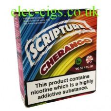 Cherango 3 x 10 ML E-Liquid by Scripture