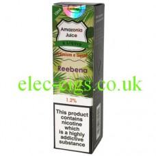 Amazonia 10 ML E-Liquid: Reebena
