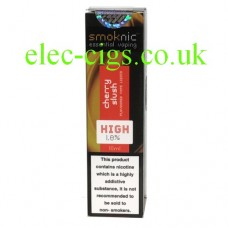 Cherry Slush E-Liquid by Smoknic
