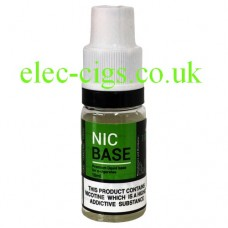 Nicotine Booster Shot 10 ML (No Flavour) 18 MG