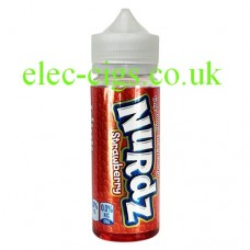 Nurdz Strawberry Flavour 100 ML E-Liquid