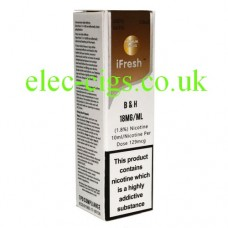 Extra Special UK Gold 10 ML E-Liquid by iFresh