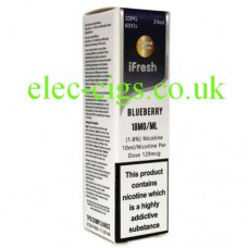 Extra Special Blueberry 10 ML E-Liquid by iFresh