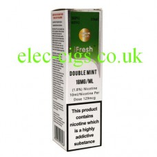 Extra Special Double Mint 10 ML E-Liquid by iFresh
