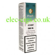Extra Special Ice Mint 10 ML E-Liquid by iFresh