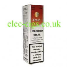 Extra Special Strawberry 10 ML E-Liquid by iFresh