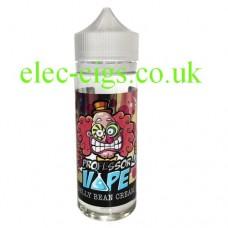 Jelly Bean Cream 100 ML E-Liquid by Professor Vape