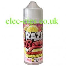 Raspberry Lemonade 100 ML by RAZZ Berry E-Liquids