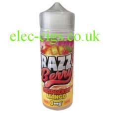 Raspberry Mango 100 ML by RAZZ Berry E-Liquids