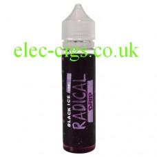 Black Ice 50 ML E-Liquid by Radical Drip