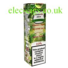Berry Tunes Nicotine Salt E-Liquid from Amazonia