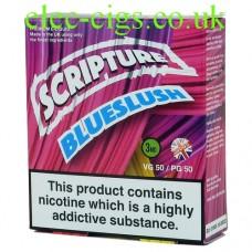 Blue Slush 3 x 10ML E-Liquid by Scripture