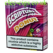Donut 3 x 10 ML E-Liquid by Scripture