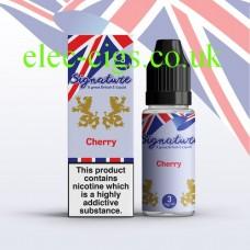 Cherry 10 ML E-Liquid from Signature