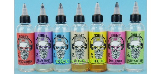 Skully 80 ML Zero Nicotine E-Juice