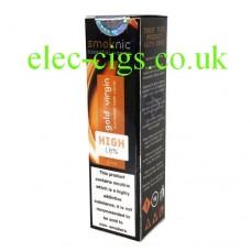 Gold Virgin E-Liquid by Smoknic