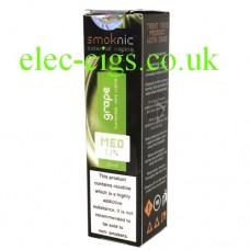 Grape E-Liquid by Smoknic