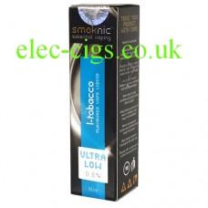 L Tobacco E-Liquid by Smoknic