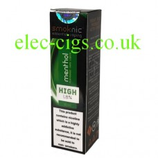 Menthol E-Liquid by Smoknic