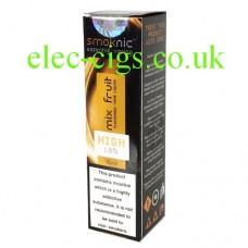 Mix Fruit E-Liquid by Smoknic