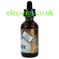 Cola Shades 50 ML Summer Holiday E-Juice by Dinner Lady